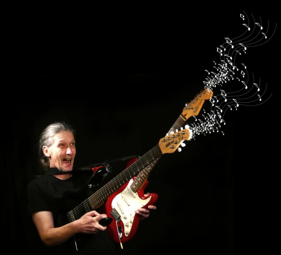 Guitar Sound waves